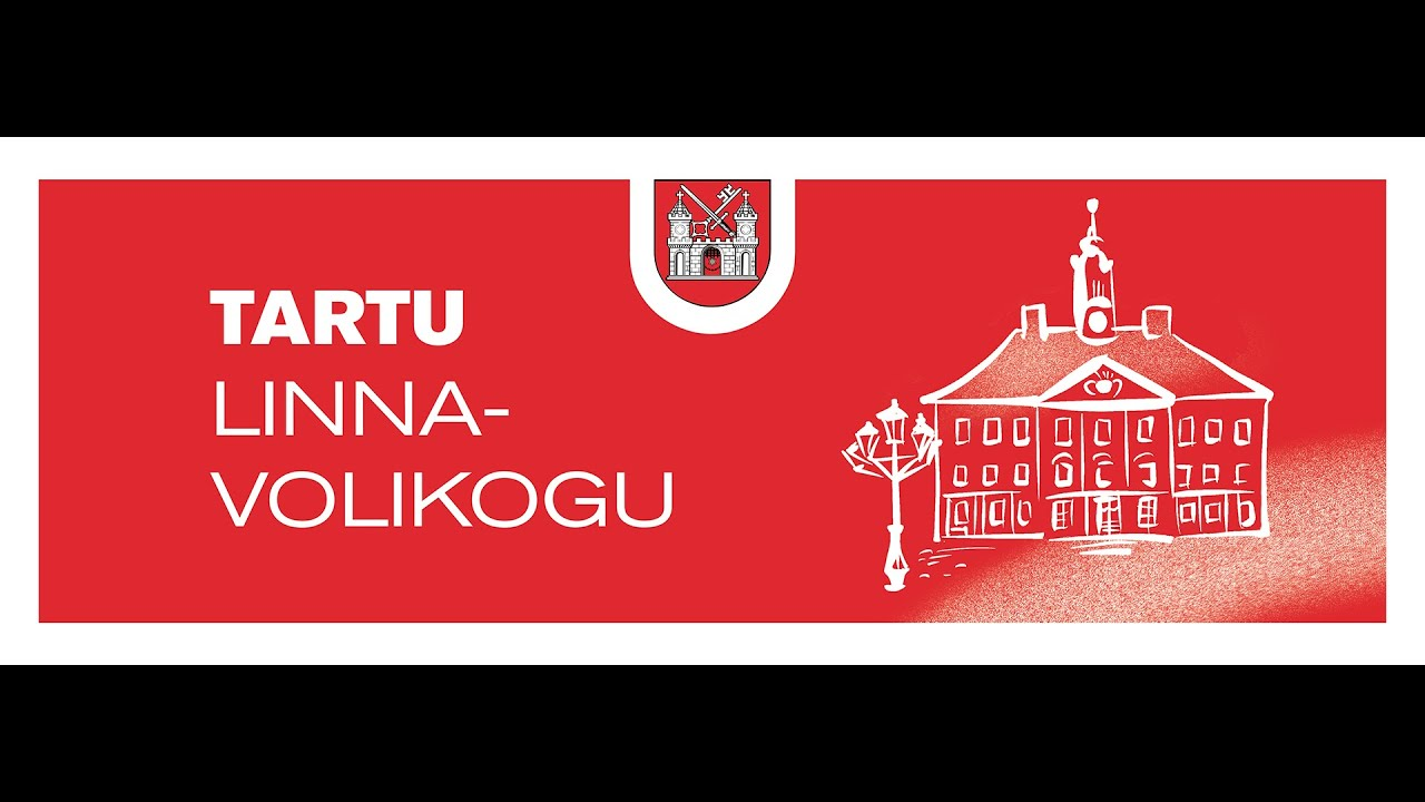 Tartu Linnavolikogu istung 7. oktoober 2021 kell 15
