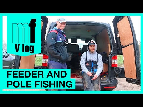Match Fishing - Rob Wootton & Joe Carass - Feeder & Pole Fishing - VLOG