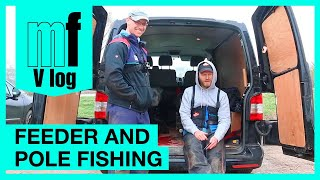 Match Fishing - Rob Wootton & Joe Carass - Feeder & Pole Fishing - VLOG