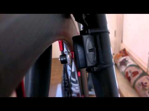 Cateye Strada Wireless - spoke magnet setup made easy