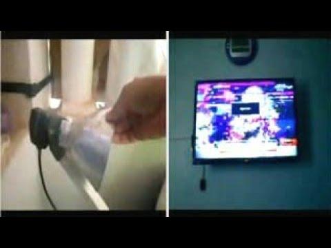 طريقة رفع اشارة الضعيفة للقنوات التلفزيونية