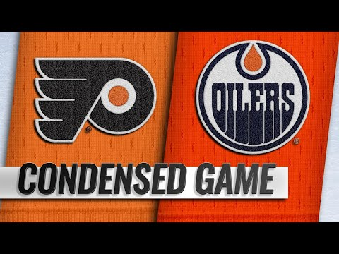 12/14/18 Condensed Game: Flyers @ Oilers