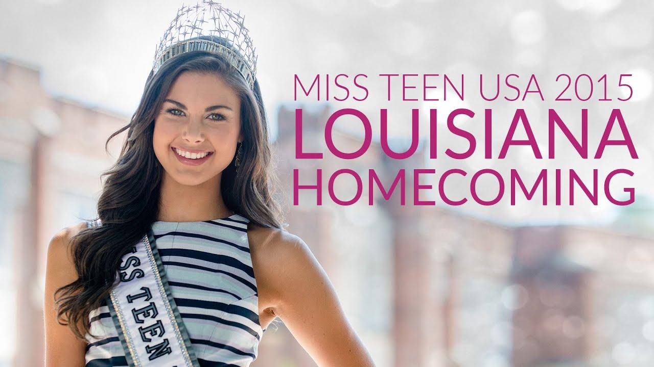 pageant Teen louisiana