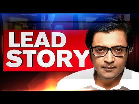 #CBIForSSR: Millions Across The World Demand 'Justice For Sushant' | Arnab Goswami's Lead Story