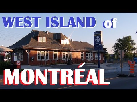 Maritime of My Life (Pt. 96) - West Island of Montreal: An Anglo Family History