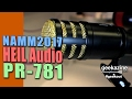 Bob Heil Talks the Heil Pr-781 Microphone, 50 Years of Heil