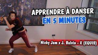 Comment danser sur Nicky Jam x J. Balvin - X (Willie Bounce) en 5 minutes Video