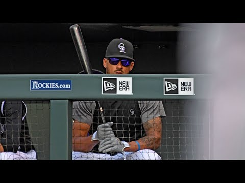 Colorado Rockies are a team with major issues