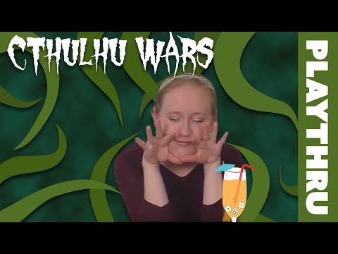 CTHULHU WARS - Extended Play Through