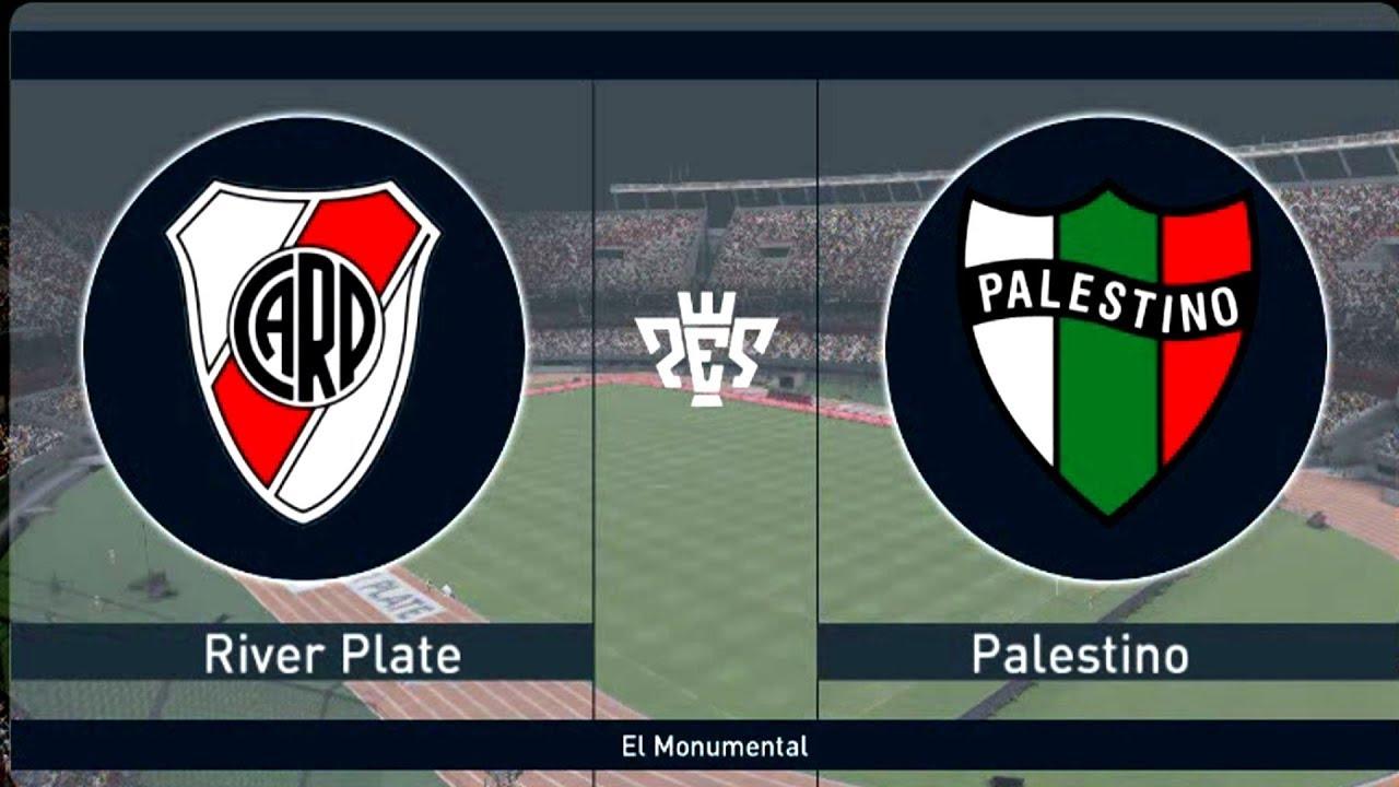 Kết quả hình ảnh cho River Plate vs Palestino