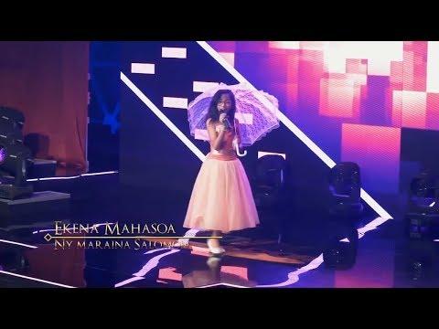 La Voix d'or Samoela - Ny Maraina (Salomon) Saison 2 prime 1
