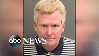 Alex Murdaugh now accused of stealing millions from insurance payment l GMA