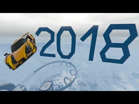 ESPECIAL CARRERA 2018!!! - CARRERA GTA V ONLINE - GTA 5 ONLINE