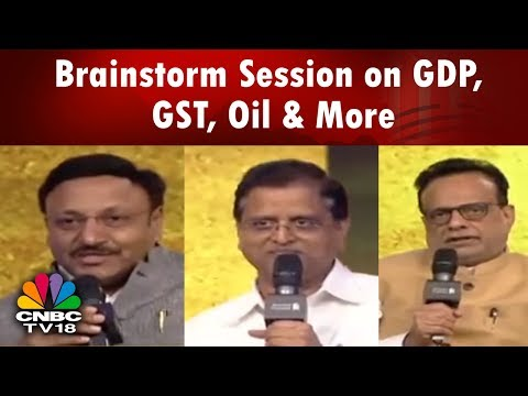 #LeadersOfChange: Brainstorm Session on GDP, GST, Fuel Price Cut, Banking Sector,Fiscal Growth Etc