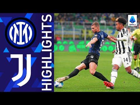 Inter Juventus Goals And Highlights