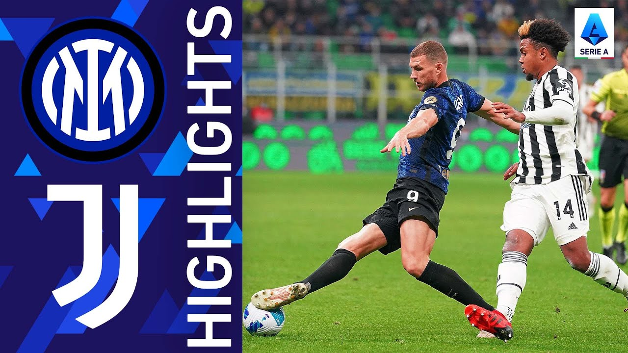 Download Inter 1-1 Juventus | The Derby d'Italia ends in a draw | Serie A 2021/22