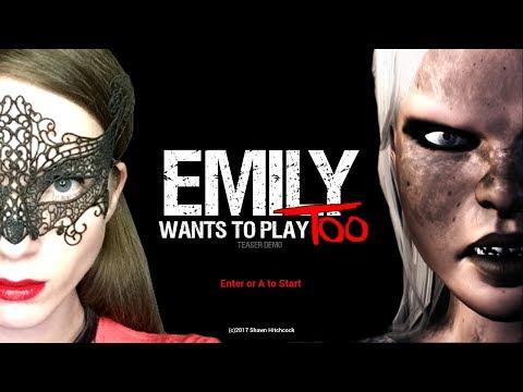 EMILY WANTS TO PLAY 2 демо — УЖАС ВЕРНУЛСЯ?
