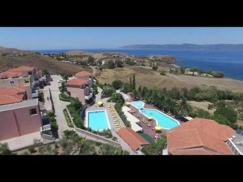 Sunrise Resort Hotel Lesvos - Drone Presentation