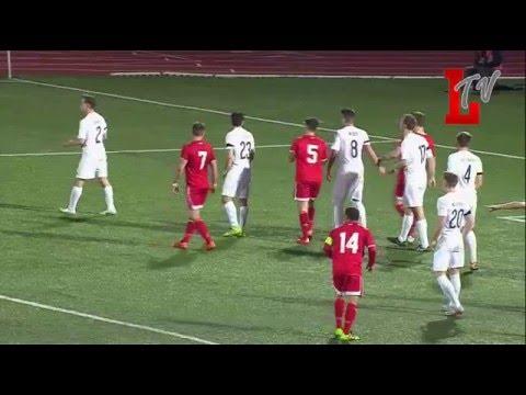 Gibraltar 0 - 0 Liechtenstein (23.03.2016 // by LTV)