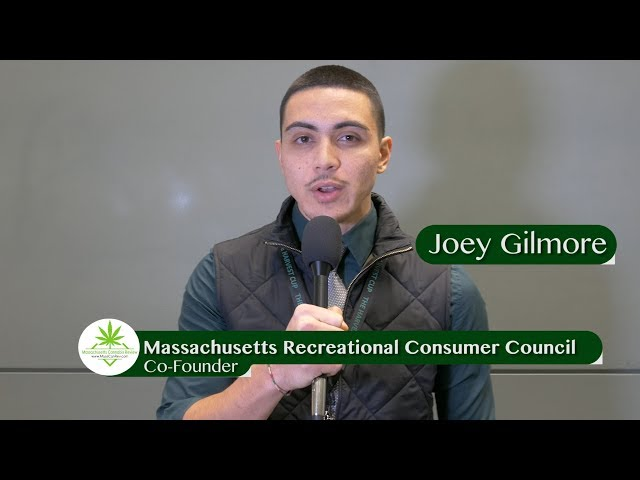 Joey Gilmore of MRCC Interview at The Harvest Cup - MassCanRev