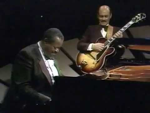 Oscar Peterson and Joe Pass | Unbridled excellence!