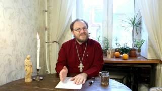 Беседа с пастырем.  Ответы на вопросы. Часть 2