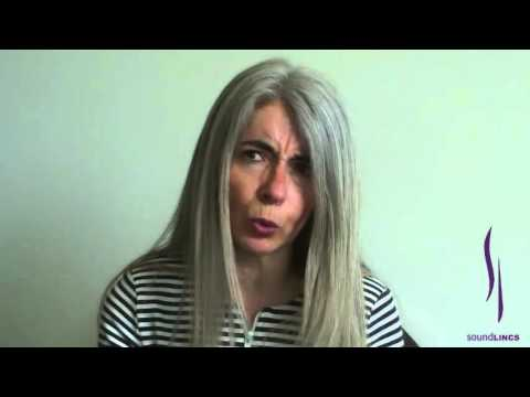 Dame Evelyn Glennie talks about Musics Benefits' for Children in Challenging Circumstances