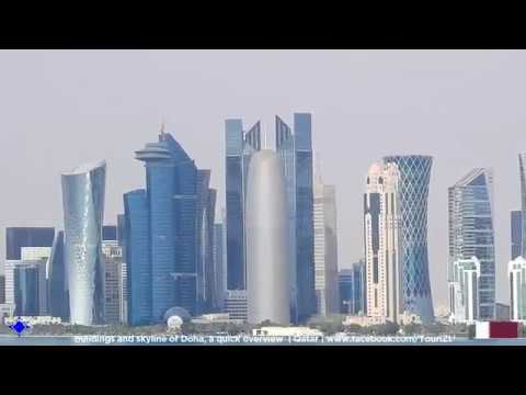 Qatar | Buildings and skyline of Doha, a quick overview