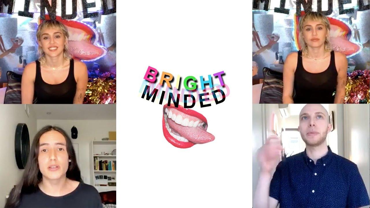 Bright Minded Live with Miley Cyrus: #HighlightingHeroes: Branden Harvey, Xiuhtezcatl - Episode 20