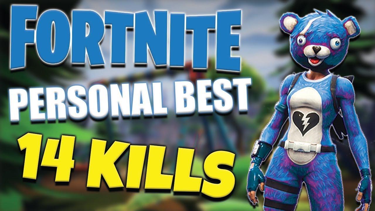 Fortnite personal best 14 kills cuddle team leader youtube - Cuddle team leader from fortnite ...
