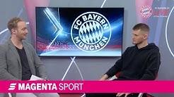 FC Bayern.tv live | 1:1 Talk mit Lars Lukas Mai | MAGENTA SPORT