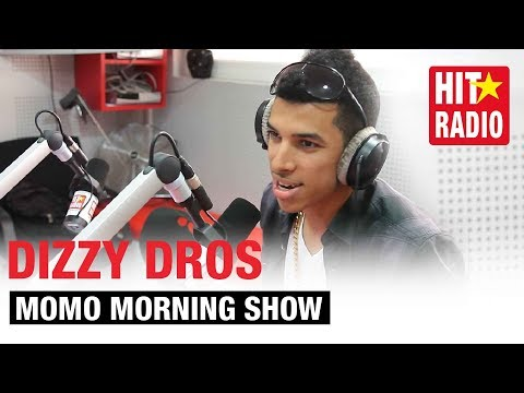 DIZZY DROS DANS LE MORNING DE MOMO SUR HIT RADIO - 02 SEPTEMBRE 2013