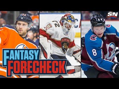 Week 7 Fantasy Hockey Waiver Targets, Must-Starts & DFS Plays | Fantasy Forecheck