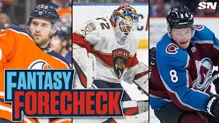 Week 7 Fantasy Hockey Waiver Targets, Must-Starts & DFS Plays | Fantasy Forecheck