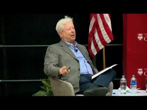 Conférence de Richard Thaler, Prix Nobel d'économie 2018