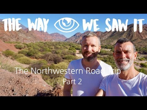 Wine Tasting in  Cafayate / Argentina Travel Vlog #96 / The Way We Saw It