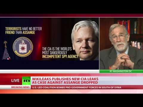 'No rape accusation,' typical secret services ploy - ex-CIA officer on Assange case