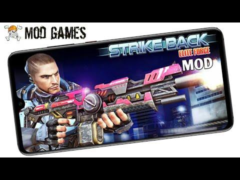 Strike-Back-Elite-Force V1.41 Mod Apk (Unlimited Money) Offline By Mod Games
