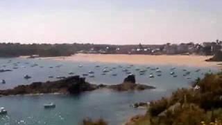 Saint-Lunaire en Bretagne