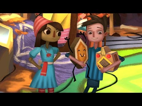 Broken Age: Act 2 - Music Bots - Part 17