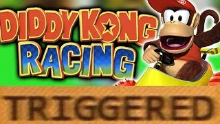 How Diddy Kong Racing TRIGGERS You!