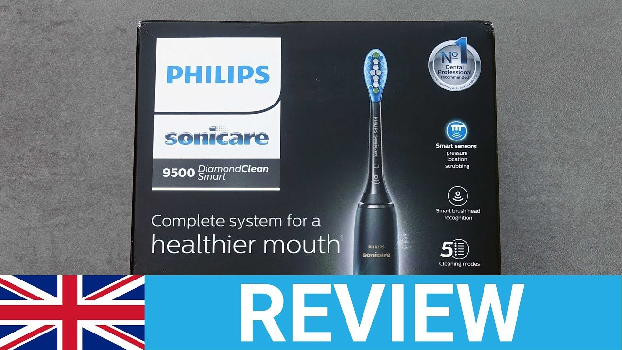 Philips Sonicare DiamondClean Smart Review - UK - YouTube 2b07be60d6824