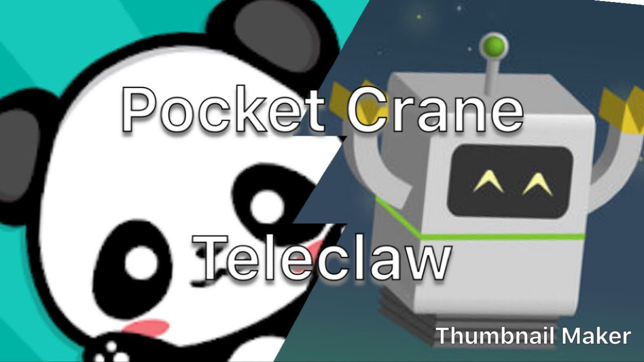 How to get free Pocket Crane and Teleclaw coins! Awesome online claw  machines!