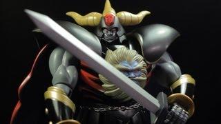 Aoshima Shin Seiki Gokin Ankoku Daishogun (The Great General of Darkness) Shin Mazinger Ver. Review