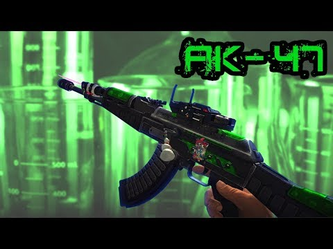 Zula - Weapon of the day #23 | AK-47 Assault Rifle | Kills Montage