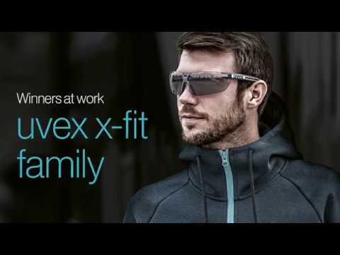 07b74a2ddd4 Safety glasses with light - uvex x-fit pro (English) - YouTube