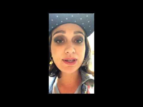 MP - IG Stories (13/08/2016) - Maria Pinna no SBT