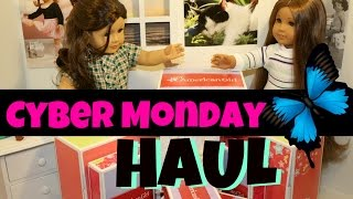 Cyber Monday Haul | American Girl Doll Shopping | Discounts | Savings | December 1st | Online Store