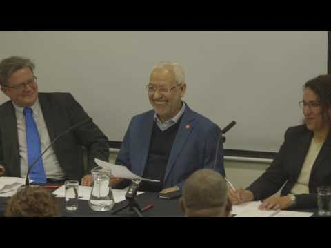 The Evolution of Ennahdha in Tunisia: In Conversation with Sheikh Rached Ghannouchi