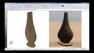 TopSolid'Wood - Advanced Joinery Software In Action